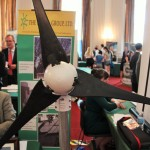 The Stella Group's Model Wind Turbine