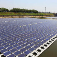 Floatovoltaics – A solution for water and energy conservation?